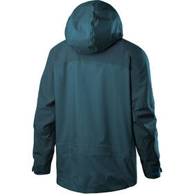 Houdini Candid Chaqueta Hombre, abyss green